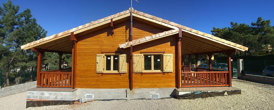 L'agrandissement de maison en bois, une alternative au déménagement
