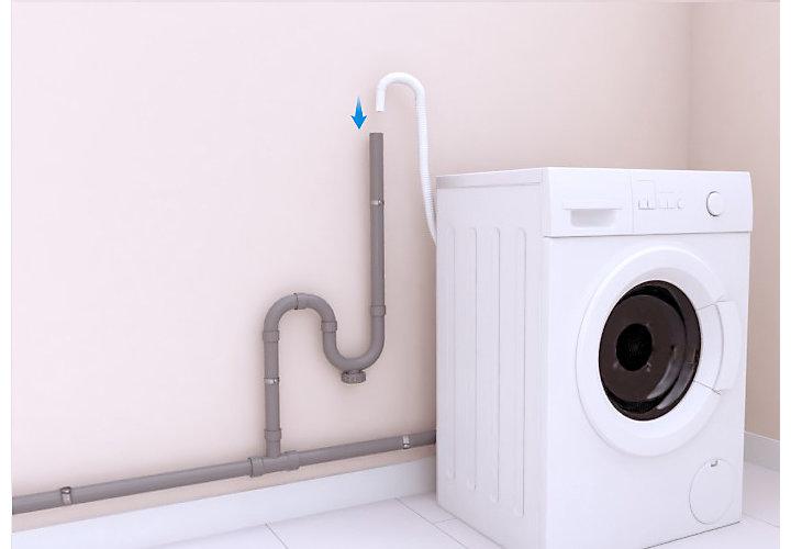 Comment brancher un lave-linge